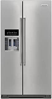 Best kitchenaid krsf505ess refrigerator Reviews