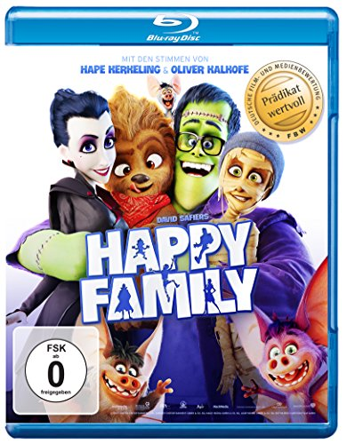 Happy Family [Blu-ray]
