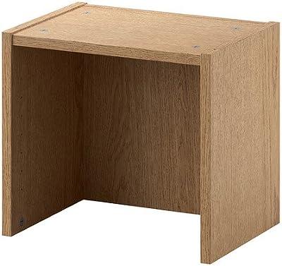 Ikea Billy - Unidad de extensión Altura, Chapa de Roble ...