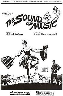 Richard Rodgers: The Sound Of Music Choral Selection (SATB) / リチャード・ロジャース: サウンド・オブ・ミュージック コーラル・セレクション (混声4部合唱)