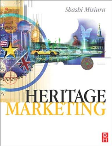 Heritage Marketing (English Edition)