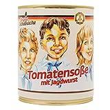 6er Set Original Schulküche Tomatensoße mit Jagdwurst - DDR Traditionsprodukte
