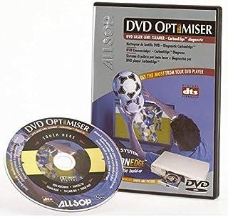 Allsop - Système de nettoyage pour lentille laser dvd - DVD optimiseur - 59150