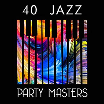 40 Jazz Party Masters