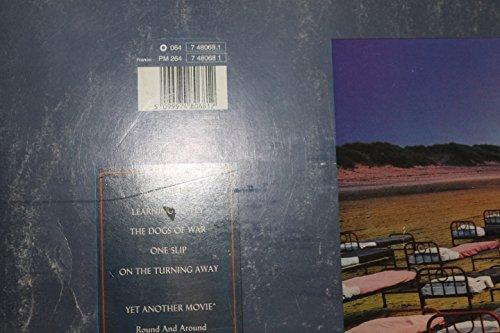 """PINK FLOYD / A Momentary Lapse of Reason / 1987 / Klapp-Bildhülle mit ORIGINAL Text-Innenhülle / EMI 1C064-7480681 / Europäische Pressung / 12"""" Vinyl Langspiel Schallplatte"""