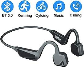 Bone Conduction Headphones, TOKANI Bluetooth Conduction Headphones Wireless Open Ear Headset for Sports and Daily Use