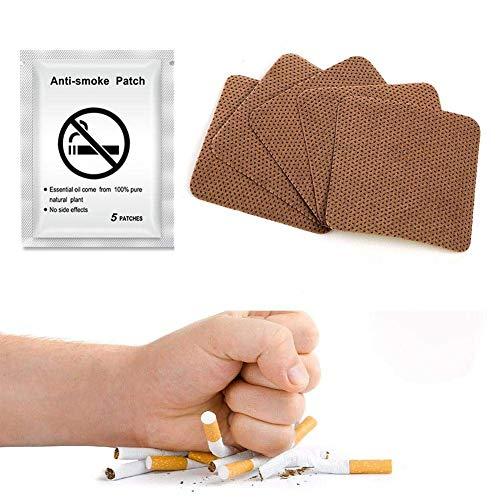Nikotinpflaster, 35 Stück Raucherentwöhnung, Anti-Rauch und Raucherentwöhnungspflaster, Für Raucherentwöhnung Aufkleber Natürliche Zutat Raucherentwöhnung Aufkleber