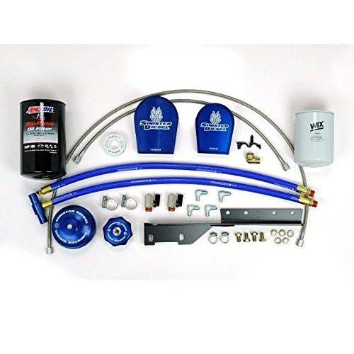 Sinister Diesel Coolant Filtration System for 2003-2007 Ford Powerstroke 6.0L