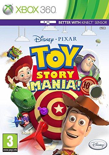 Toy Story Mania ! (jeu Kinnect) [Importación francesa]