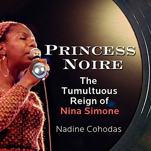 Princess Noire audiobook cover art