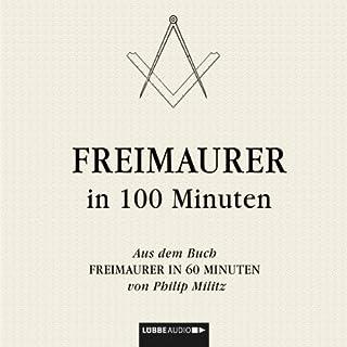 Freimaurer in 100 Minuten Titelbild