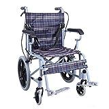 Chariots de courses Fauteuil roulant Fauteuil roulant pour personnes âgées Fauteuil roulant léger et pliable Fauteuil roulant pour fauteuil roulant Chariot de scooter Peut supporter 100 kg