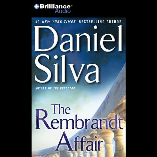 The Rembrandt Affair cover art