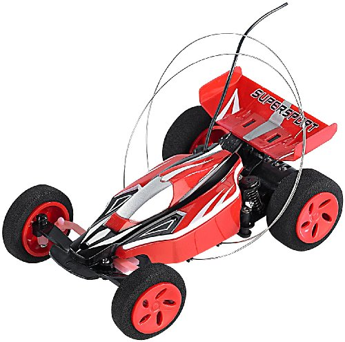Playtastic Mini Voiture de Course télécommandée - modèle Rouge