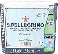 Sanpellegrino(サンペレグリノ)瓶 750ml[直輸入品]×12本