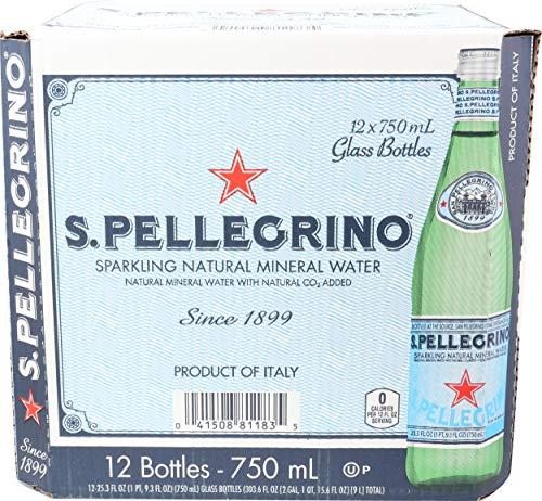 『Sanpellegrino(サンペレグリノ)瓶 750ml[直輸入品]×12本』のトップ画像