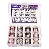 BOJACK 4 Valores 120 piezas 3 5 10 13 A amp 240 V...