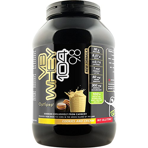 VB Whey 104 Net New Formula 900 g. gusto Cookies And Cream