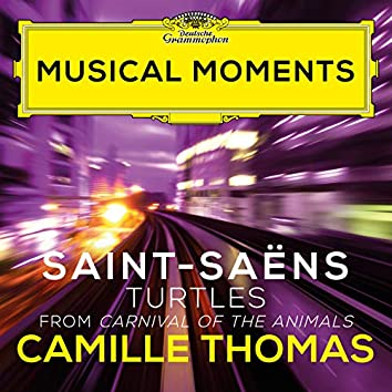 Saint-Saëns: Carnival of the Animals, R. 125: 4. Turtles (Musical Moments)