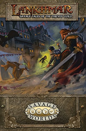 Lankhmar: Savage Tales of the Thieves Guild (S2P1003)