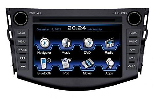 ESX VN710VW–System-Navigation für Toyota RAV 4