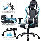 GTPLAYER Gaming Chair Office Racing Computer Desk Chairs【2 Years Limited Warranty】 Ergonomic Design