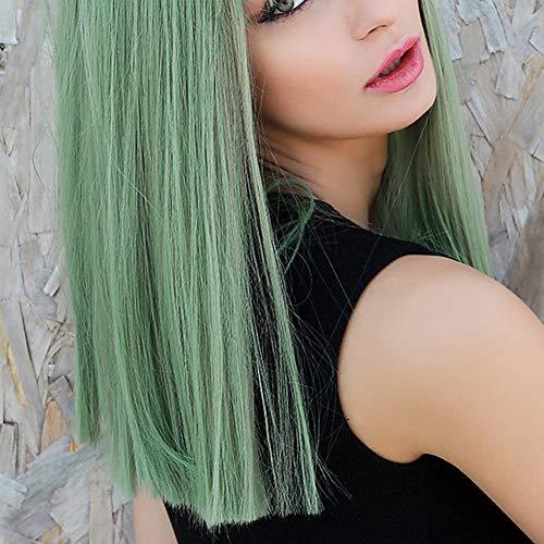 Peluca Verde  marca Unibell