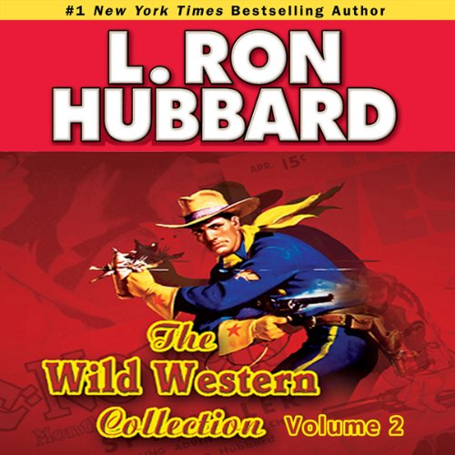 Wild Westerns Audio Collection, Volume 2 Titelbild