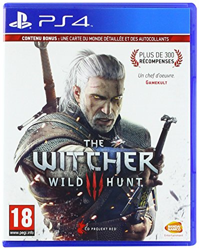 The Witcher 3: Wild Hunt [Importación Francesa]