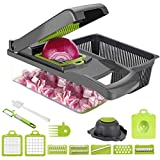 Vegetable Chopper Dicer Yibaision Food Choppers...