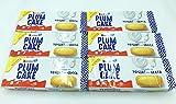 6 Confezioni Kinder Plumcake Allo Yogurt Greco 192gr Ciascuna