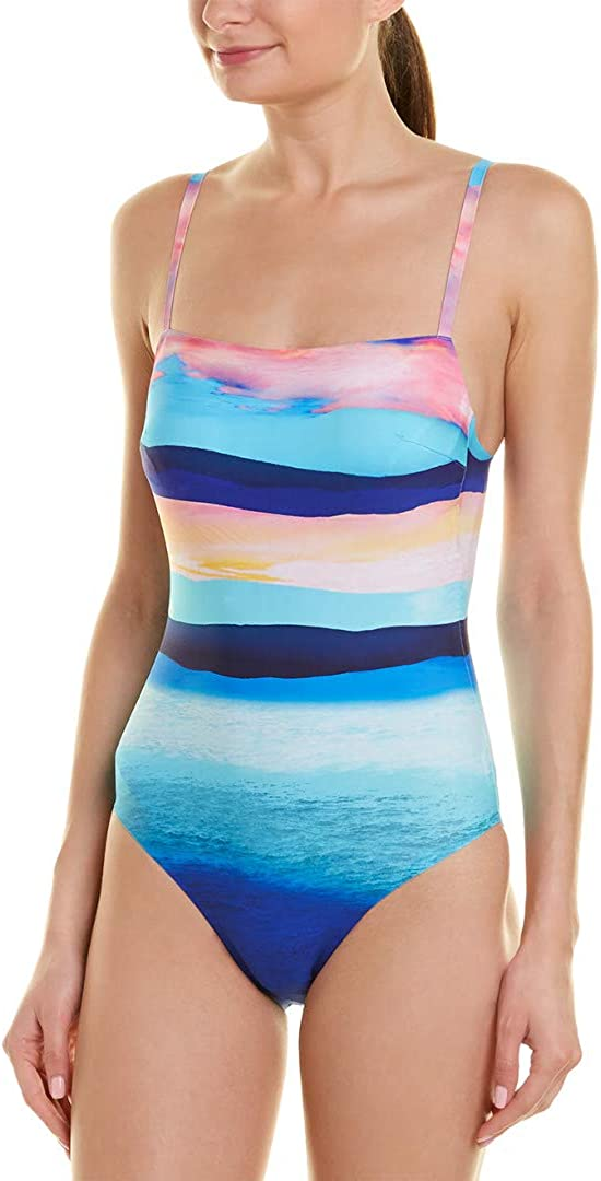 Gottex Women's Straight Neck Piece Swimsuit Online limited Ranking TOP5 product One