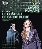 Bela Bartok / Francis Poulenc - la Voix Humaine [Blu-Ray] [Import Italien]