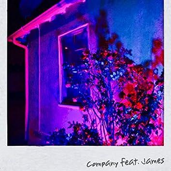 Company (feat. James)