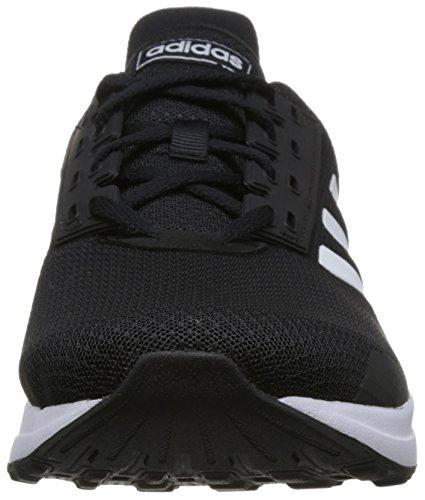 Adidas Duramo 9, Zapatillas de Entrenamiento Hombre, Negro (Core Black/Footwear White/Core Black 0), 44 2/3 EU