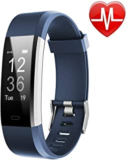 Fitness Tracker with Heart Rate Monitor, Activity Tracker with Connected GPS, IP67..