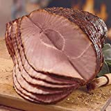 Spiral Sliced Ham with 'Fired-In' Sugar Glaze, 9-11 lbs. from The Swiss Colony