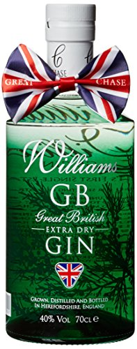 Chase Extra Dry Gin (1 x 0.7 l)