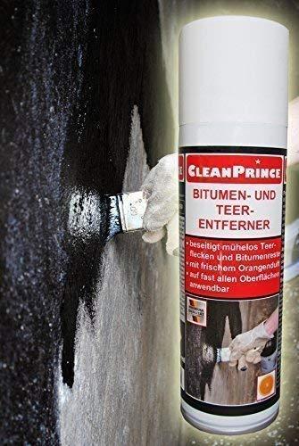 CleanPrince -  Bitumen- und Teer