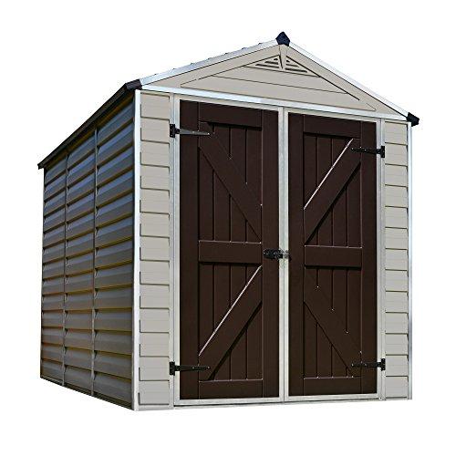 shed storage ideas