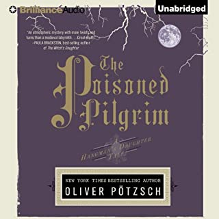 The Poisoned Pilgrim audiobook cover art