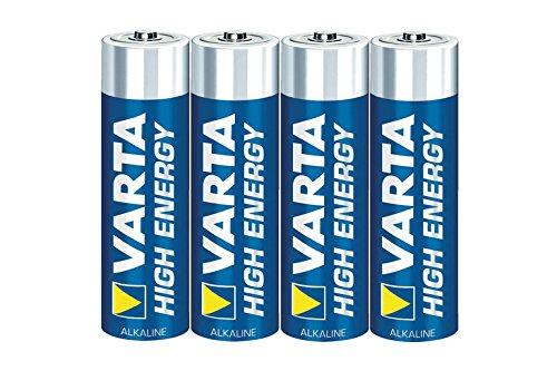 Varta High Energy Alkaline Batterie AA Mignon 4er Pack
