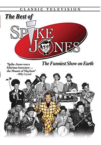 The Best of Spike Jones (3 DVDs)