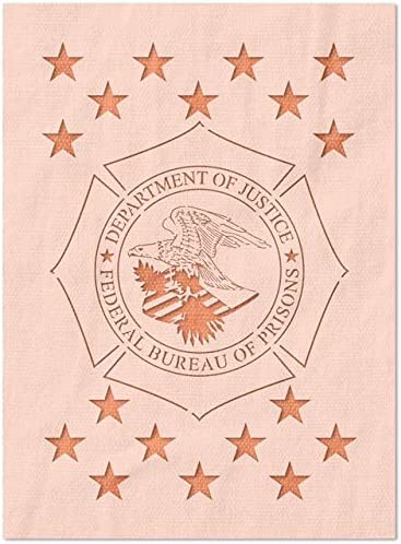 Stencil Stop Department of Justice Logo with - Reu 2021new shipping free shipping Stars Max 71% OFF