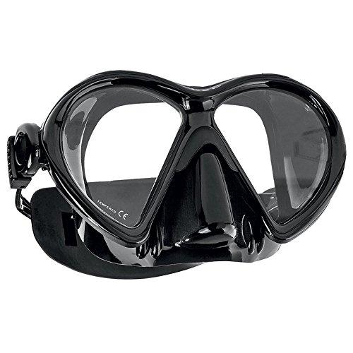 SCUBAPRO Tauchmaske Vibe 2 (Farbe: schwarz-schwarz)