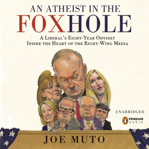 An Atheist in the FOXhole cover art