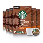 Starbucks Medium Roast K-Cup Coffee Pods — Caramel for Keurig Brewers — 6 boxes (60 pods total) 10 FLAVOR AND ROAST: A lighter, gentler take on the Starbucks roast, Starbucks Veranda Blend is flavorful without being overly bold PACKAGING CHANGE: We are currently updating our packaging look. You may receive either package for a limited time FOR KEURIG BREWERS: Starbucks K-Cup pods are designed for use with the Keurig Single Cup Brewing System