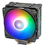 DeepCool Gammaxx GT ADD-RGB Dissipatore per CPU 4 Heatpipes Ventola PWM da 120 mm Addressable 5V...