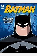 Batman: An Origin Story (DC Comics Super Heroes) Paperback