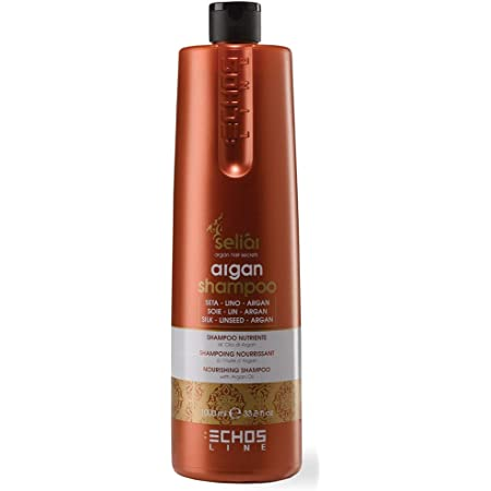 Echosline Seliàr Argan Shampoo Nutriente all'Olio di Argan